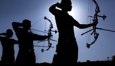 Archery Range by Daniel Wetzel