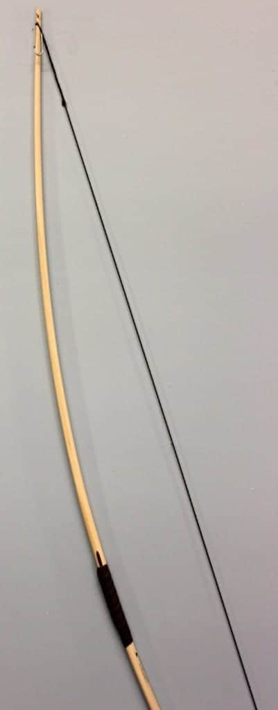 Narrow Hickory English Longbow