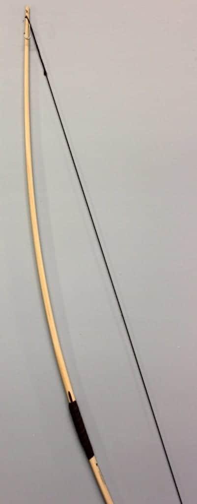 Narrow Hickory English Longbow