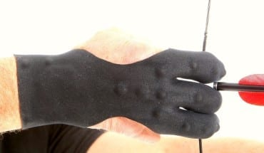 archery gloves