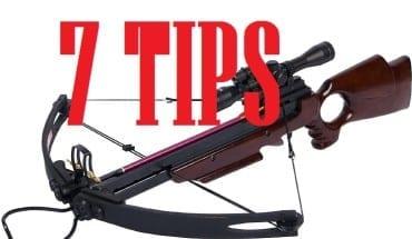 crossbow tips