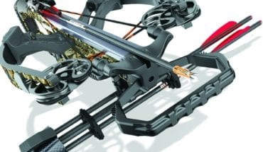 reverse compound crossbow