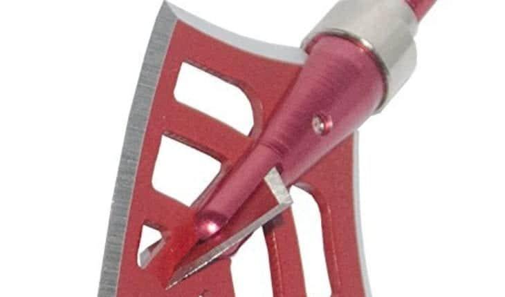 broadhead arrow tip