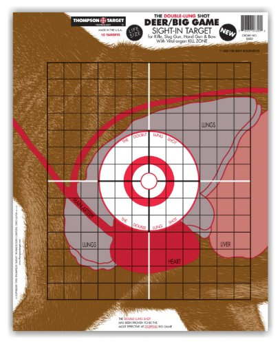 Unusual image intended for deer vitals target printable