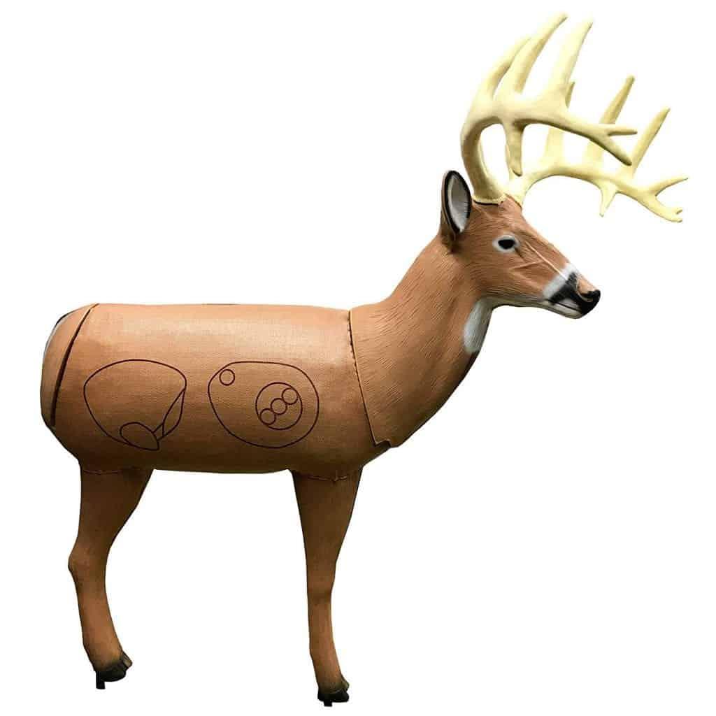 deer 3d target
