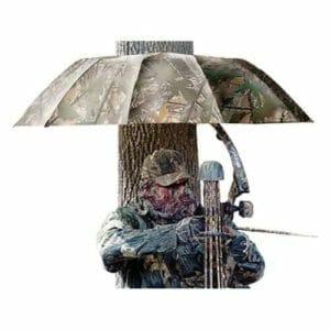 Allen Instant Roof Camo Treestand Umbrella