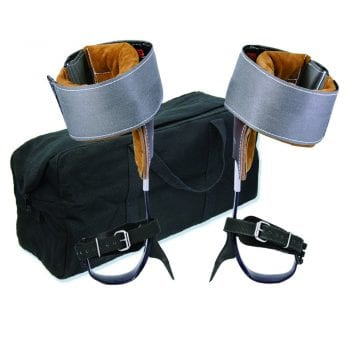 Steel Spur Kit with Steel Cushion Wrap Pads