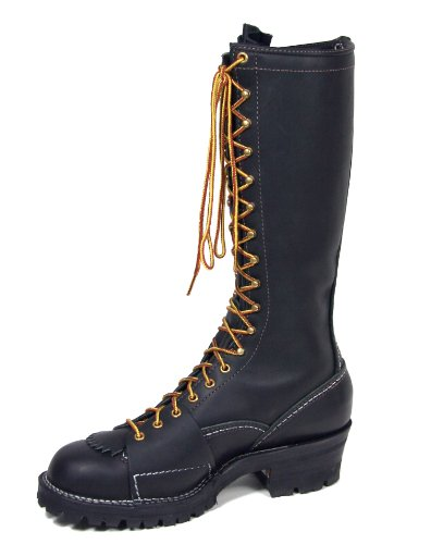 For Exceptional Support And Comfort These Tree Climbing Boots Are Made With A Steel Shank Thats Slightly Arched