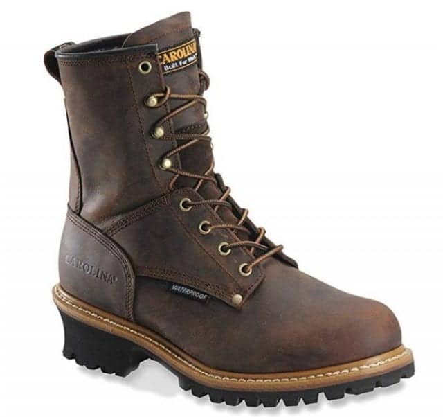 Carolina Boots Logger Boot