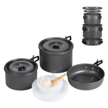 Terra Hiker Camping Cookware
